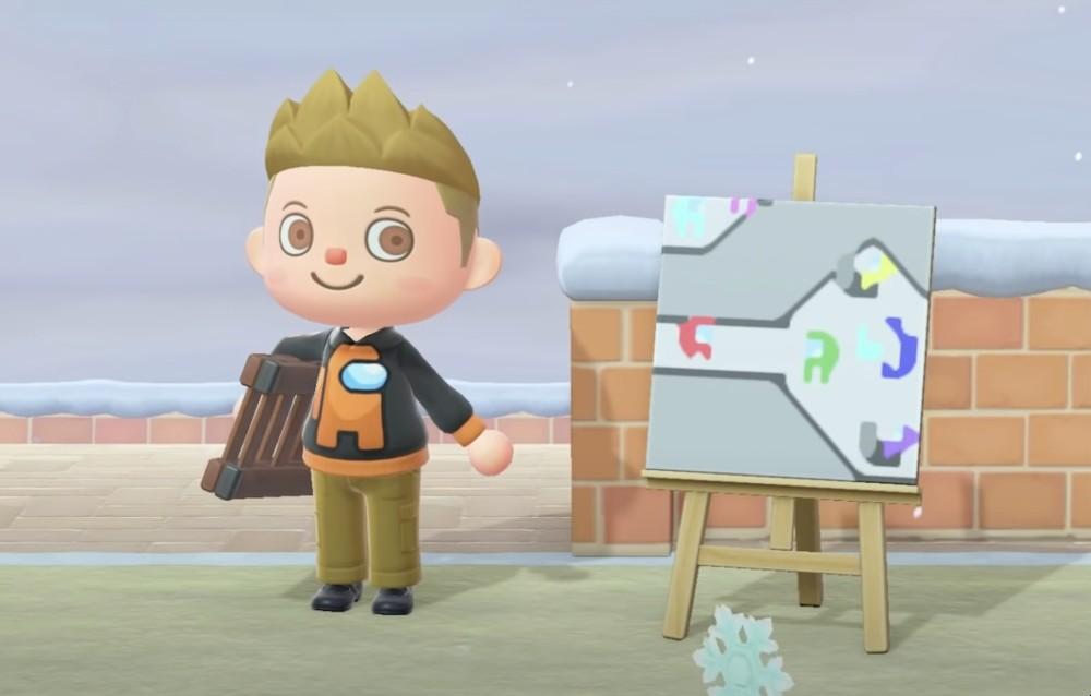 Uno youtuber ha ricreato una partita di Among Us su Animal Crossing: New Horizons!