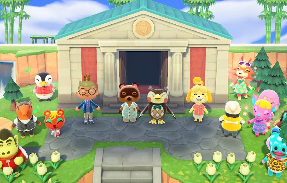 Il museo di Animal Crossing: New Horizons è stato ritenuto uno dei migliori musei dei videogiochi usciti nel 2020!