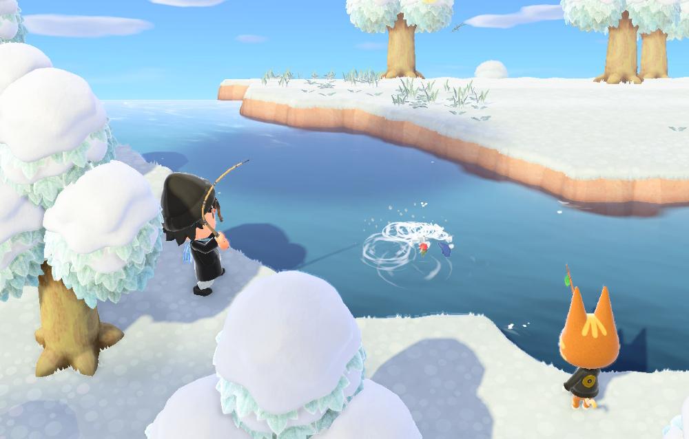 Ecco tutti i nuovi pesci, insetti e creature marine che si potranno trovare a partire dal mese di febbraio in Animal Crossing: New Horizons!
