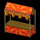 Bancarella Carnevale (Rosso)
