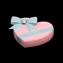 Ciocco-cuore (Cioccolato alla fragola)