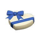 Ciocco-cuore (Cioccolato bianco)