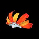 Copricapo Carnevale (Rosso)