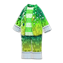 Costume Carnevale (Verde)