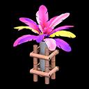 Lampada Carnevale (Viola)