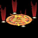 Palcoscenico Carnevale (Rosso)