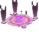 Palcoscenico Carnevale (Viola)