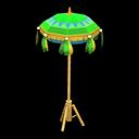 Parasole Carnevale (Verde)