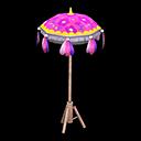 Parasole Carnevale (Viola)
