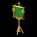 Stendardo Carnevale (Verde)
