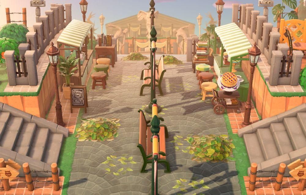 Animal Crossing: New Horizons, scopriamo insieme l'isola Geppe ispirata al belpaese!