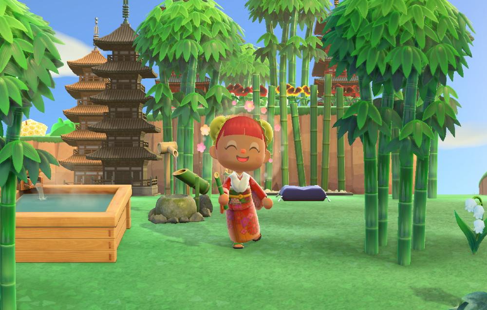 Un utente ha realizzato la bacchetta bambù di Animal Crossing: New Horizons nella realtà!