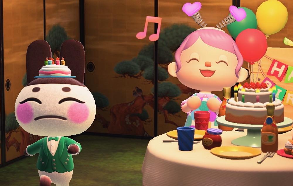 Animal Crossing: New Horizons, ecco tutti i compleanni di questa settimana (01/03 – 07/03)!