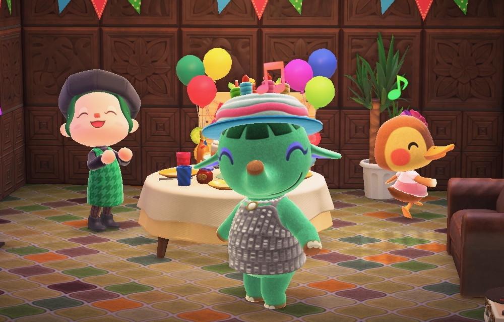 Animal Crossing: New Horizons, ecco tutti i compleanni della seconda settimana di febbraio (08/02 – 14/02)!