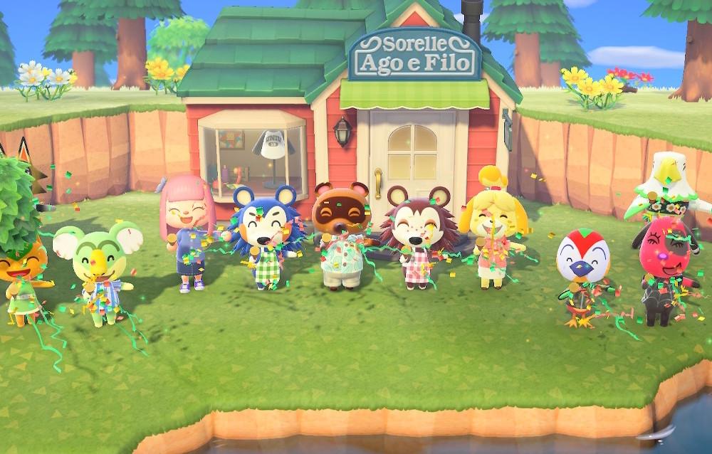 Tutto quello che c'è da sapere sull'isola di Animal Crossing: New Horizons!