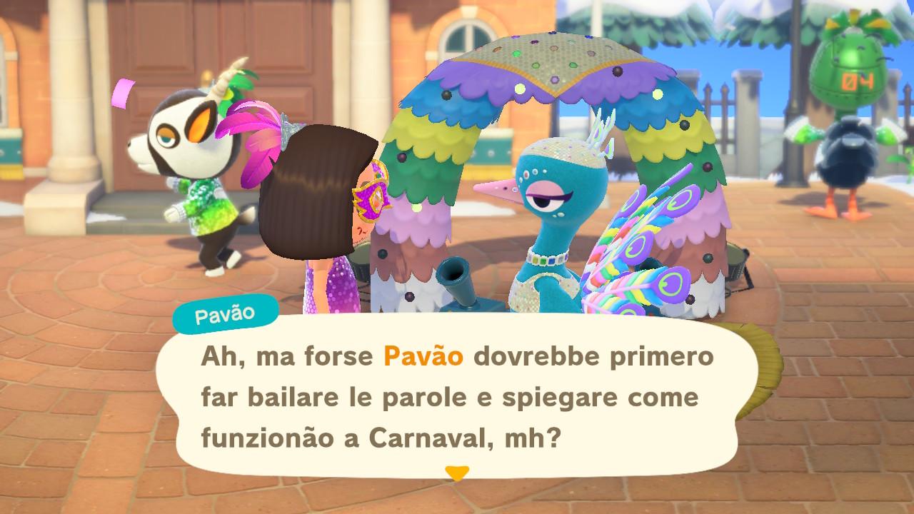 Facciamo conoscenza di Pavão! 11