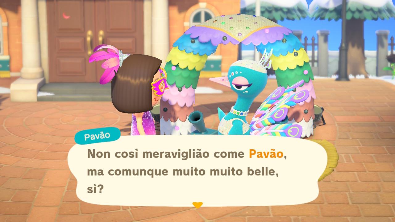 Facciamo conoscenza di Pavão! 13
