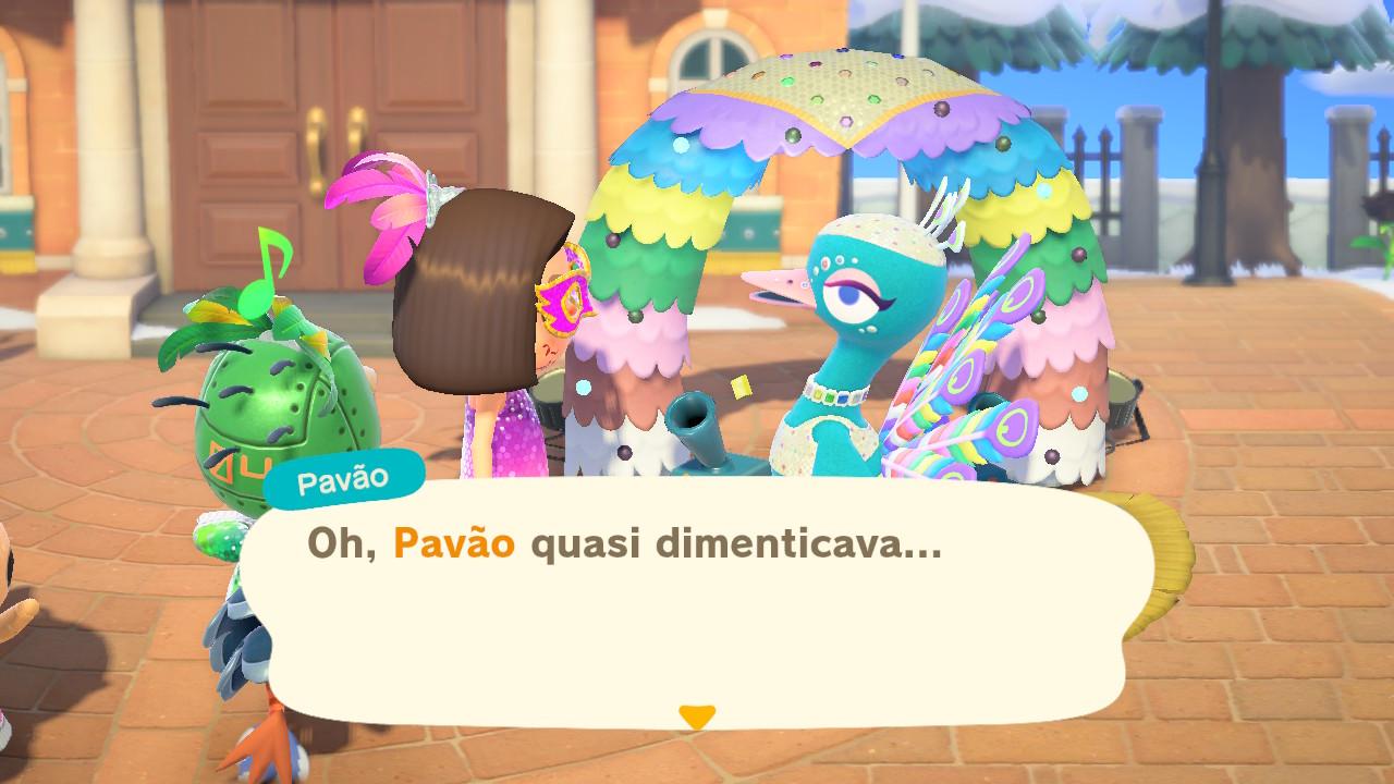 Facciamo conoscenza di Pavão! 18