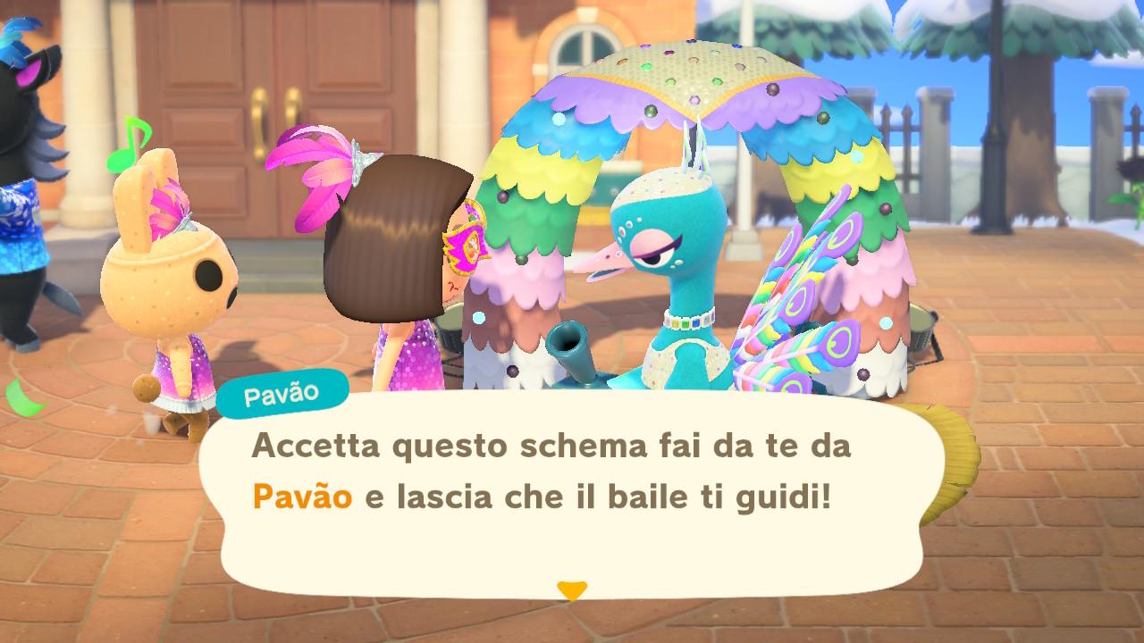 Facciamo conoscenza di Pavão! 19