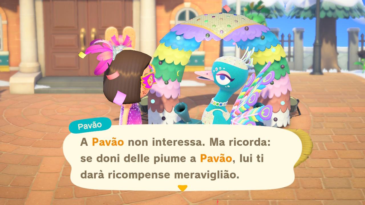 Facciamo conoscenza di Pavão! 20