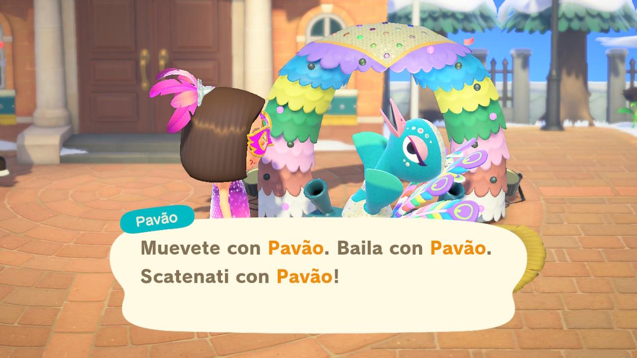 Facciamo conoscenza di Pavão! 5