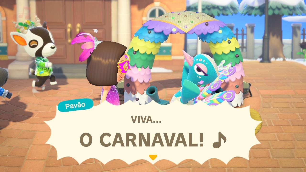 Facciamo conoscenza di Pavão! 6
