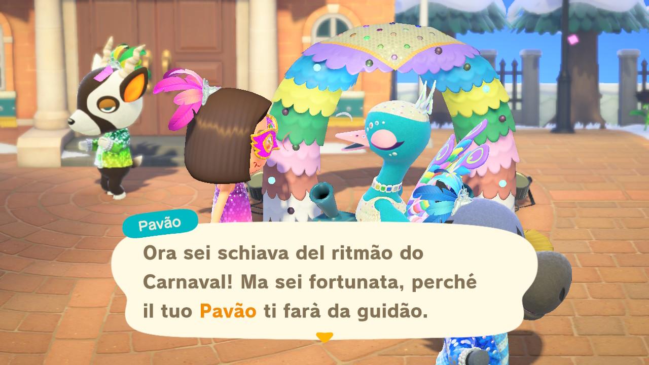 Facciamo conoscenza di Pavão! 7