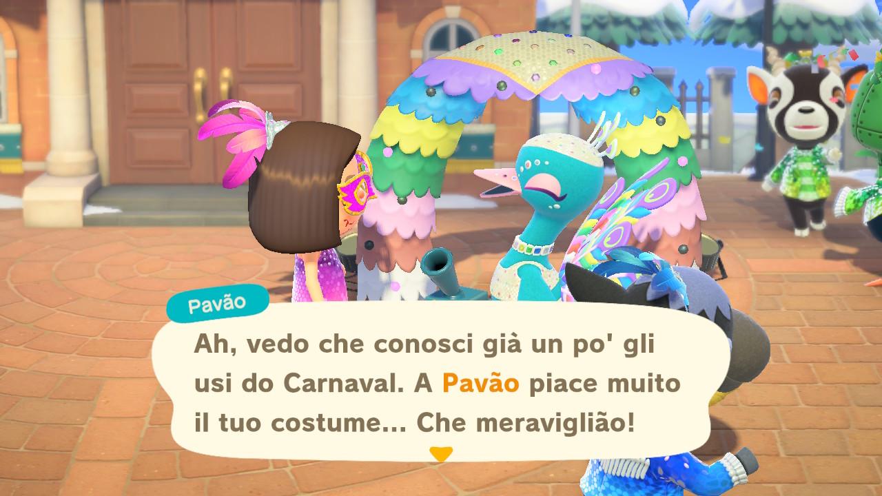 Facciamo conoscenza di Pavão! 9