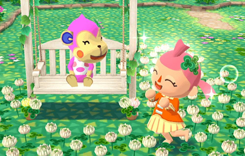 Animal Crossing: Pocket Camp, è iniziato l'evento stagionale Aria di primavera!