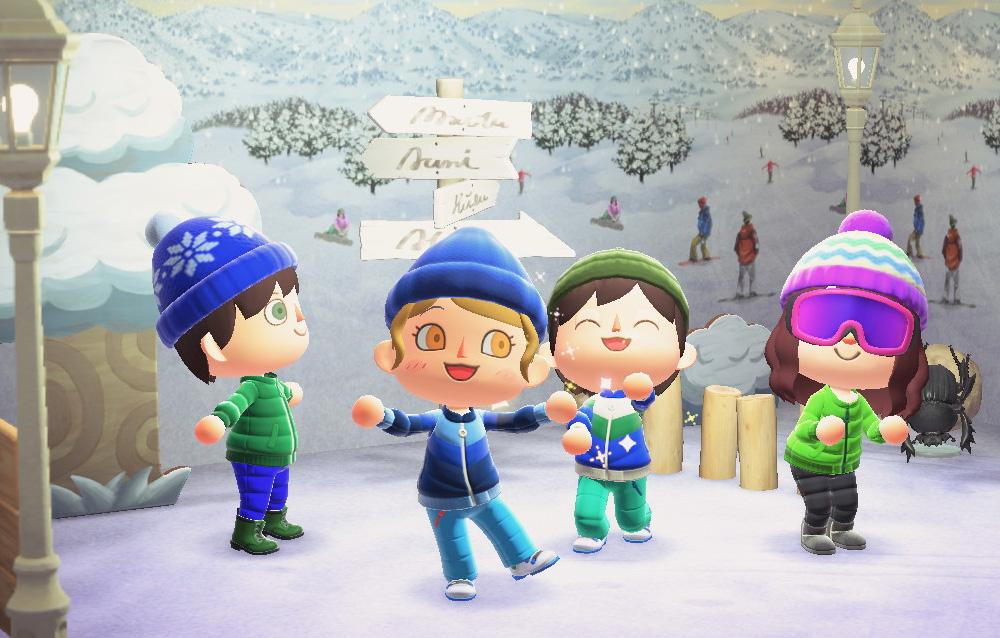 Animal Crossing: New Horizons, ecco i nostri consigli di stile per degli outfit adatti a questo periodo di fine inverno!