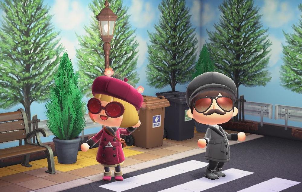 Ecco tutti i nostri consigli per creare delle isole a tema urban in Animal Crossing: New Horizons!