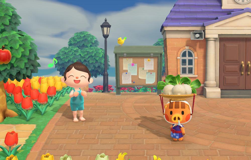 Tutto quello che c'è da sapere sulla borsa delle rape in Animal Crossing: New Horizons