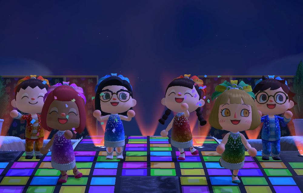 Come personalizzare il proprio personaggio e travestirsi per Carnevale in Animal Crossing: New Horizons