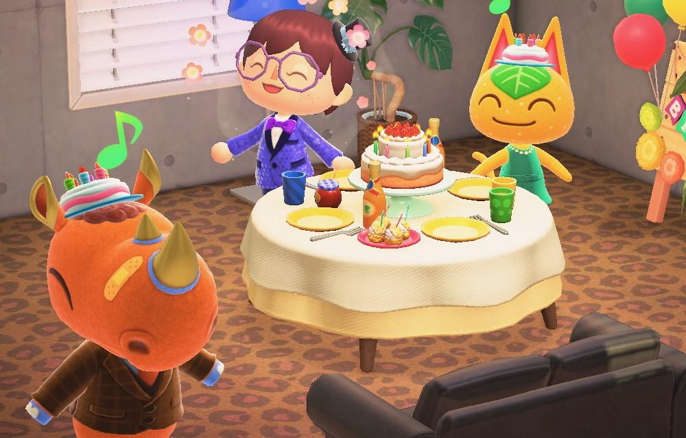 Animal Crossing: New Horizons, ecco tutti i compleanni di questa settimana (15/02 – 21/02)!