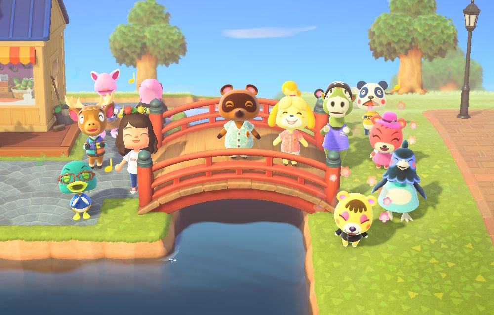 Come posizionare i ponti sulla propria isola di Animal Crossing: New Horizons