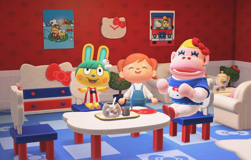 Animal Crossing: New Horizons, annunciato l'aggiornamento che introdurrà i personaggi Sanrio nelle prossime settimane!