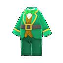 Vestito trifoglio (Verde)