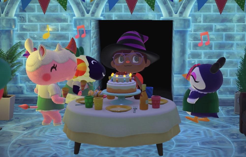 Animal Crossing: New Horizons, ecco tutti i festeggiati di questa settimana (08/03 – 14/03)!