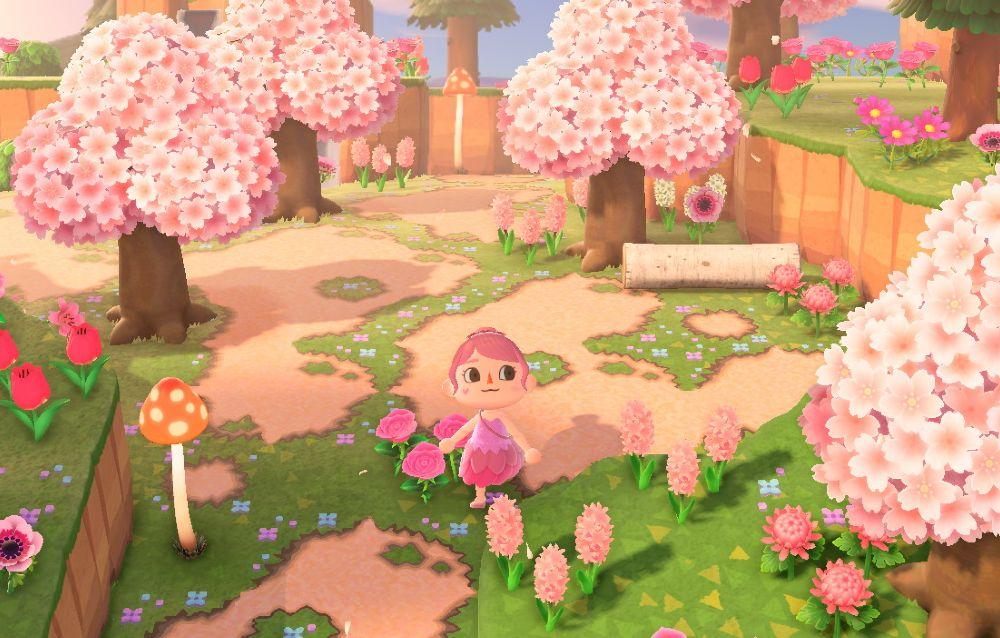 Ecco tutti i nostri consigli per creare delle isole ispirate ai colori pastello in Animal Crossing: New Horizons!
