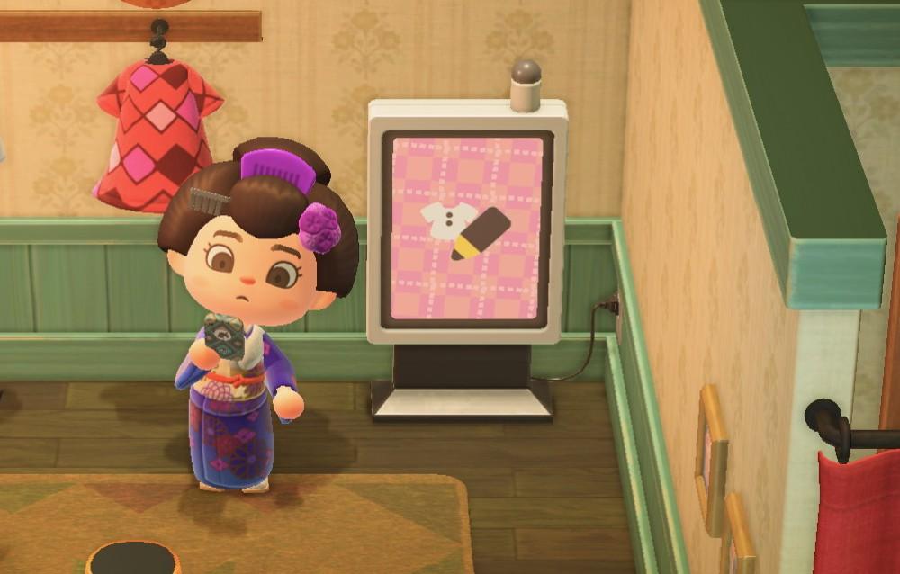 Come utilizzare il portale dei modelli personalizzati in Animal Crossing: New Horizons senza andare alla sartoria Ago&Filo