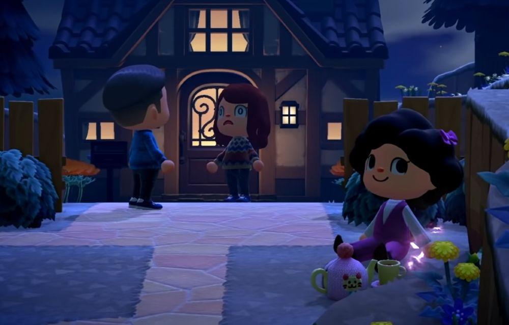 Un fan ha ricreato una scena di Wandavision in Animal Crossing: New Horizons!