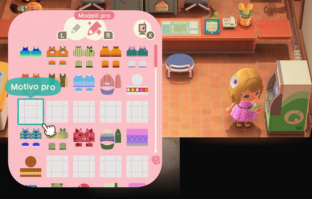 Come aumentare il numero di slot per i modelli personalizzati in Animal Crossing: New Horizons