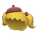 Cappello Pompompurin (Giallo)