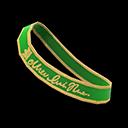 Fascia ballo scolastico (Verde)