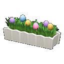 Fioriera caccia all'uovo