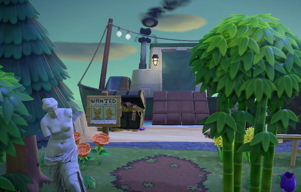 Tutto quello che c'è da sapere sui quadri, sculture e i relativi falsi acquistabili da Volpolo in Animal Crossing: New Horizons