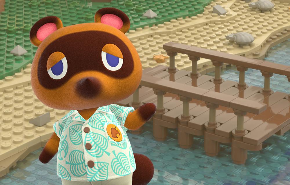 Animal Crossing: New Horizons, annunciata la collaborazione italiana con una delle principali community LEGO per un progetto a suon di mattoncini!
