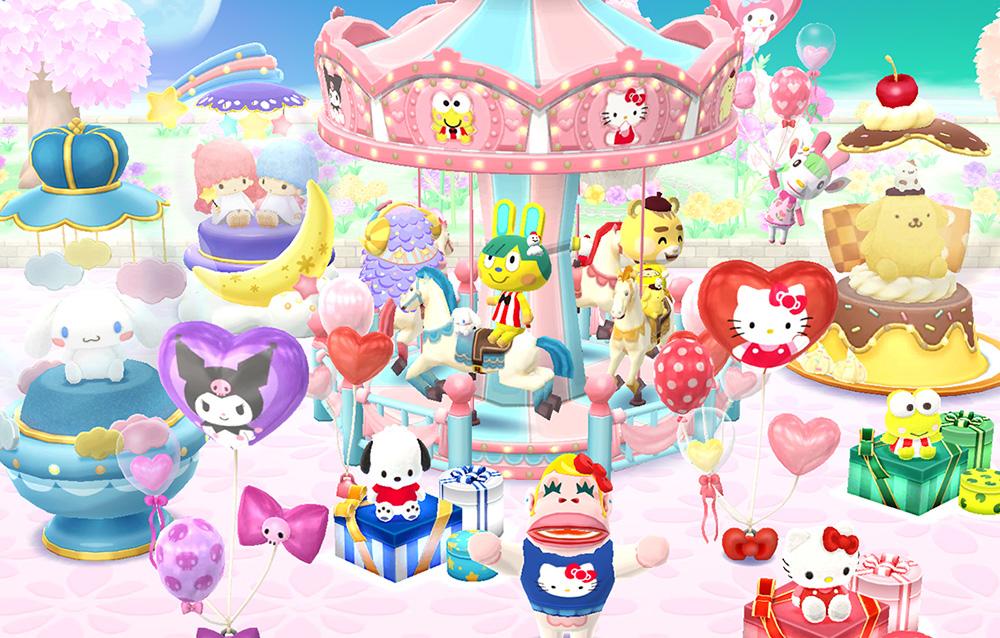 Animal Crossing: Pocket Camp, annunciata una nuova collaborazione con Sanrio!