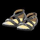 Paio di scarpe da ballo (Nero)