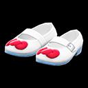 Paio di scarpe Hello Kitty (Bianco)